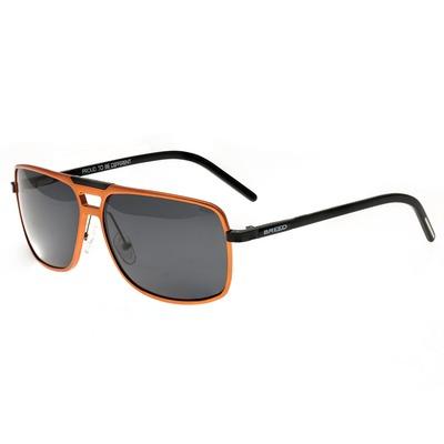Breed Aurora Aluminium Polarized Sunglasses - Gunmetal/Purple BSG017SR