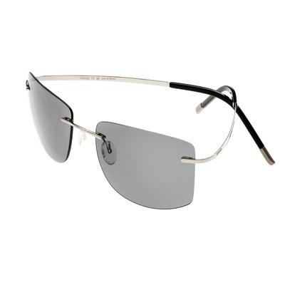 Breed Aero Polarized Sunglasses - Gold/Black BSG041GD