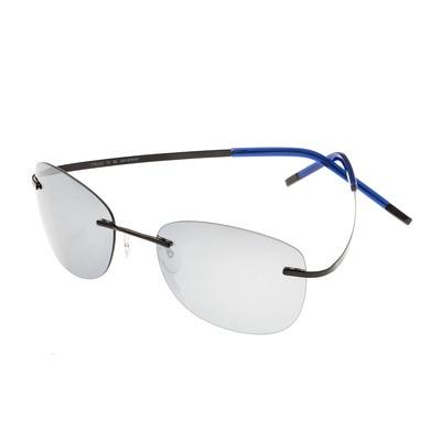 Breed Adhara Polarized Sunglasses - Gold/Blue BSG043GD