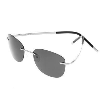 Breed Adhara Polarized Sunglasses - Black/Black BSG043BK