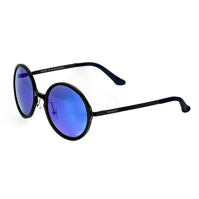 Breed Corvus Aluminium Polarized Sunglasses - Blue/Blue-Green BSG025BL