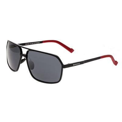 Breed Fornax Aluminium Polarized Sunglasses - Blue/Silver BSG023BL