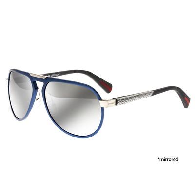 Breed Octans Titanium Polarized Sunglasses - Gold/Black BSG028GD