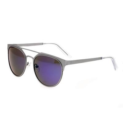 Breed Mensa Titanium Polarized Sunglasses - Black/Rose Gold BSG037BK