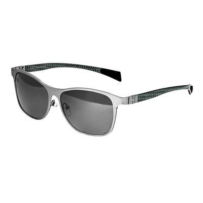 Breed Templar Titanium Polarized Sunglasses - Gunmetal/Black BSG035GM