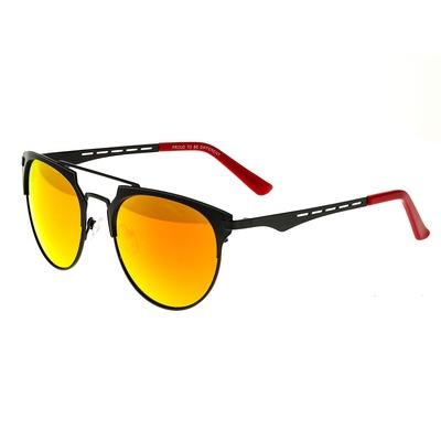 Breed Hercules Titanium Polarized Sunglasses - Brown/Blue BSG039BN