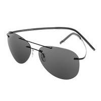 Breed Luna Polarized Sunglasses - Gold/Black BSG044GD