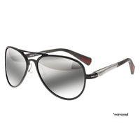 Breed Dorado Titanium Polarized Sunglasses - Brown/Brown BSG030BN