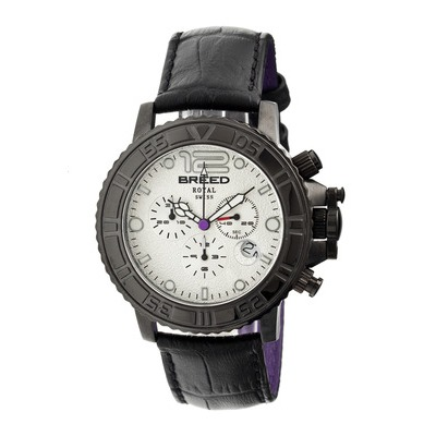 Breed 4703 Von Glarus Mens Watch
