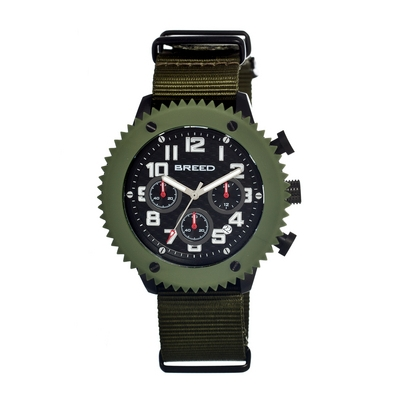 Breed 1504 Decker Mens Watch