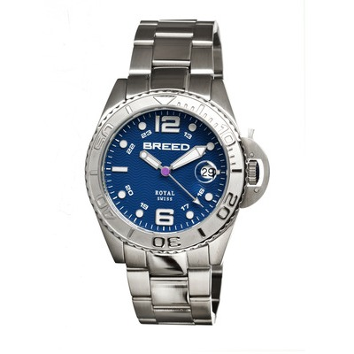 Breed 4803 Von Genf Mens Watch