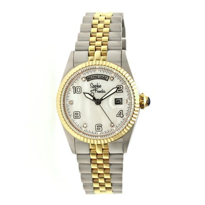 Sophie and Freda - New York Watch