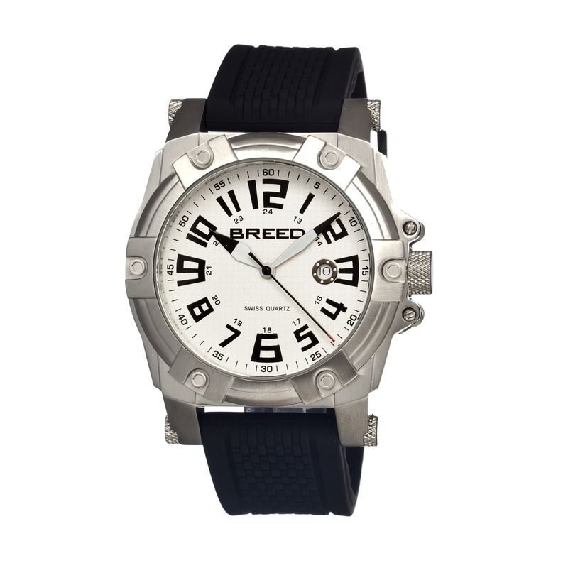 breed watches and sunglasses